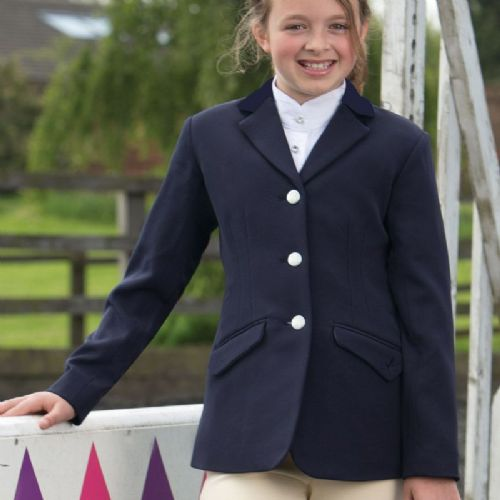 Equetech Junior Medley In-Vent Competition Riding Jacket